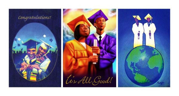 Assorted Box Set of Graduation Cards