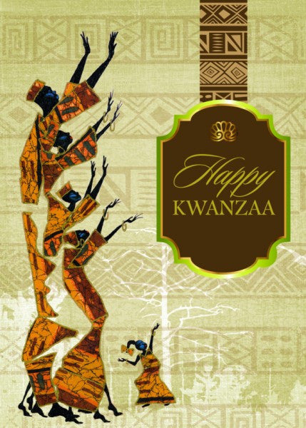 Kwanza Box Set of Holiday Cards