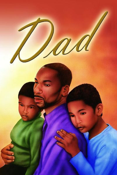 Dad: African American Father's Day Card