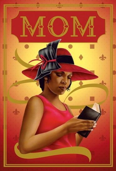 Mom: African American Mother's Day Card by African American Expressions