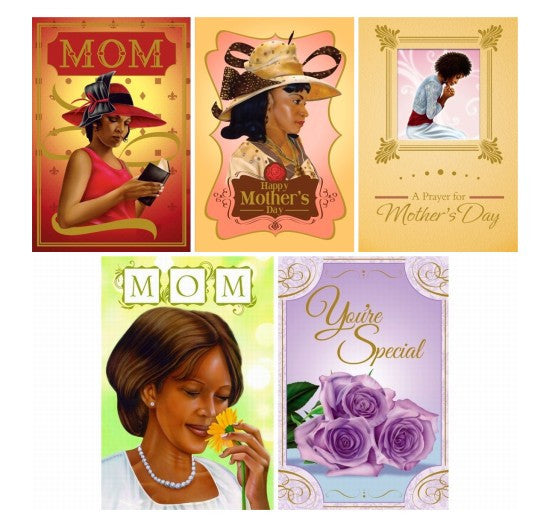 Assorted Box Set #1 of Mother's Day Cards