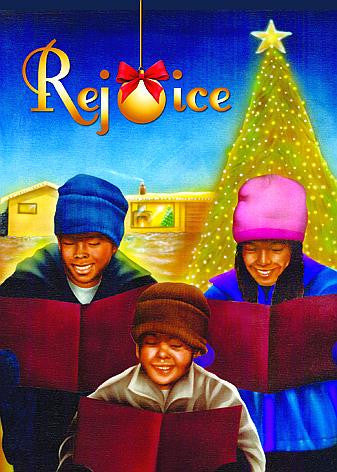 Rejoice Christmas Card