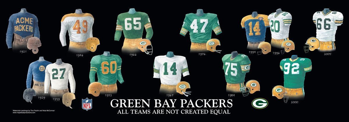 Green Bay Packers: All Teams Are Not Created Equal by Nola McConnan and Tino Paolini