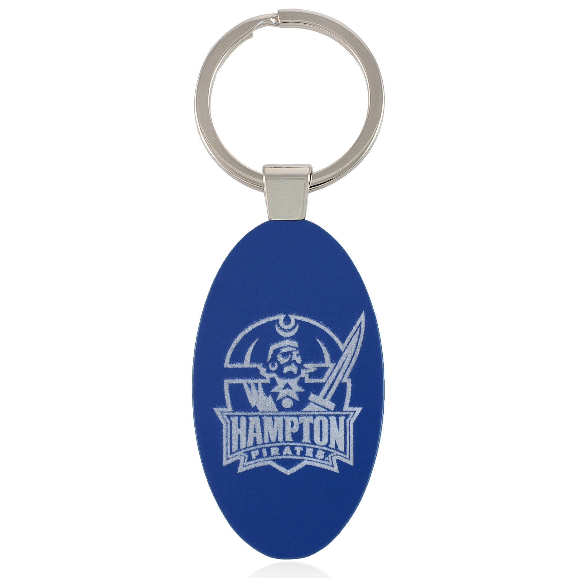 Hampton University Pirates Key Chain