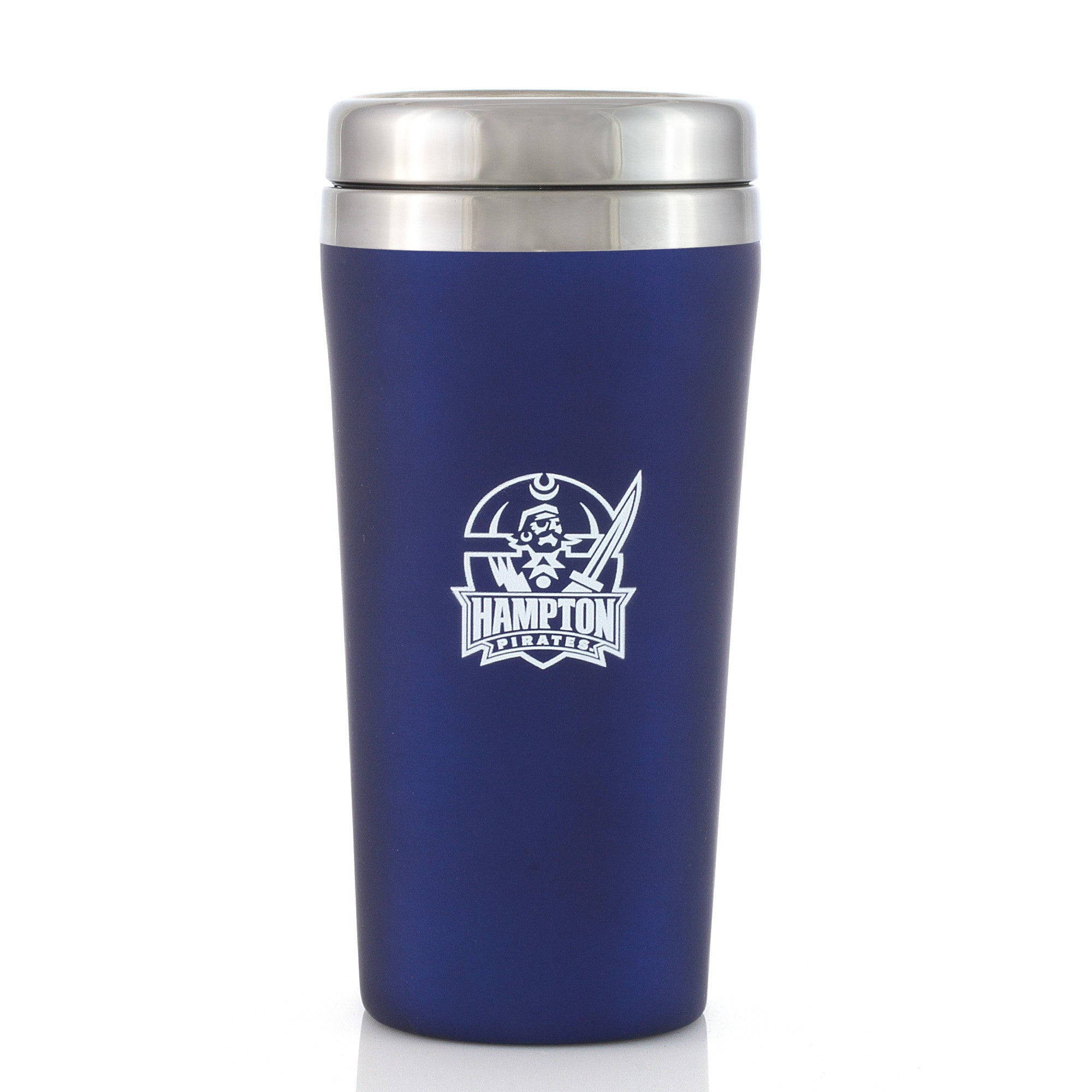 Hampton University Pirates Tumbler