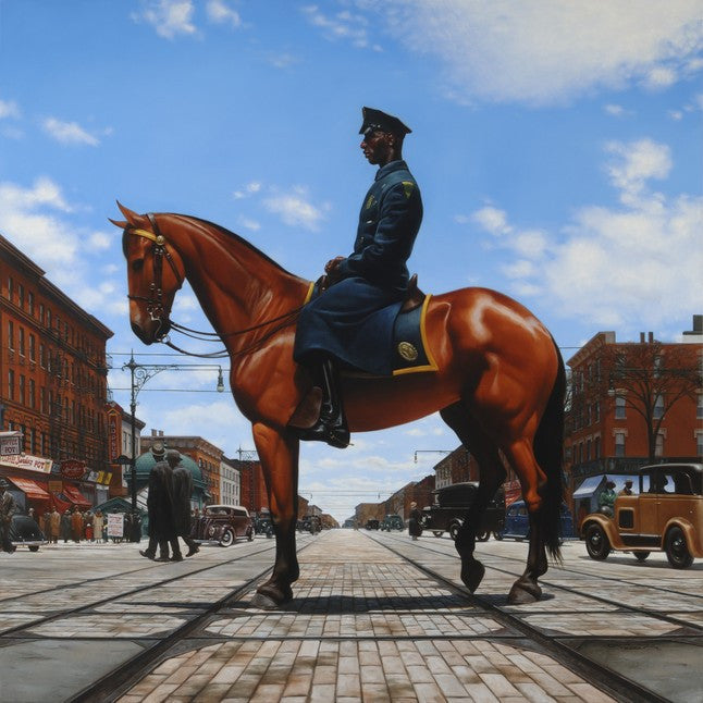 Harlem Equis by Kadir Nelson (Limited Edition Art)