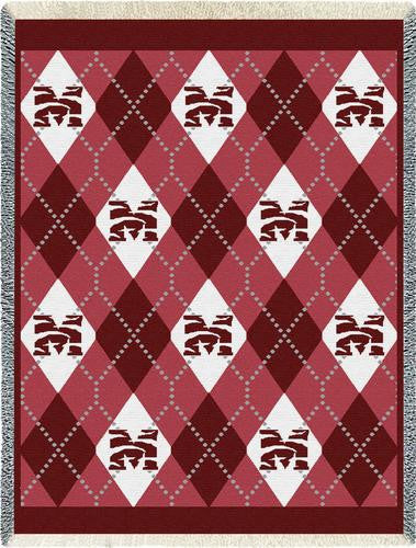 Morehouse College Tapestry Throw
