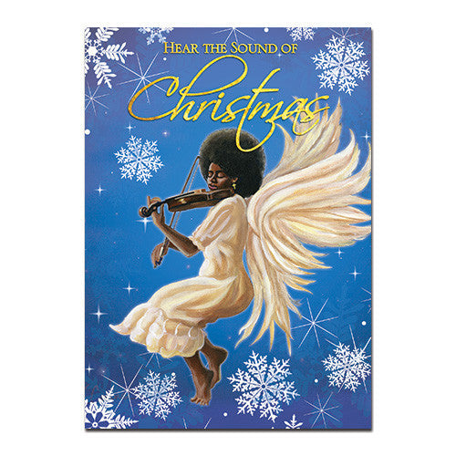Hear the Sound of Christmas: African American Christmas Card Box Set