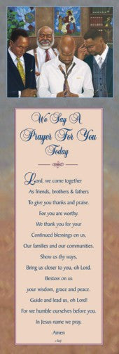 We Say A Prayer For You Today II