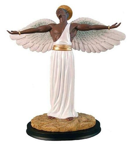 Feeling the Spirit by Steven Davis: Heavenly Visions Figurine Collection