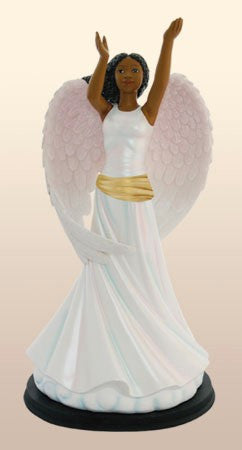 Worship by Steven Davis: Heavenly Visions Figurine Collection