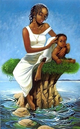Island Mother by Henry C. Porter