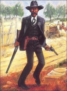 Bass Reeves, U.S. Marshall