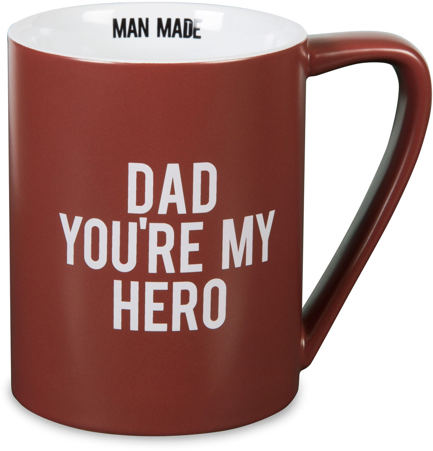 Dad You're My Hero (Man Made Collection) by Pavilion Gifts