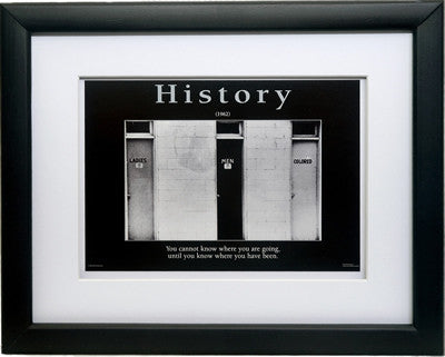 History by D'azi Productions (Framed)