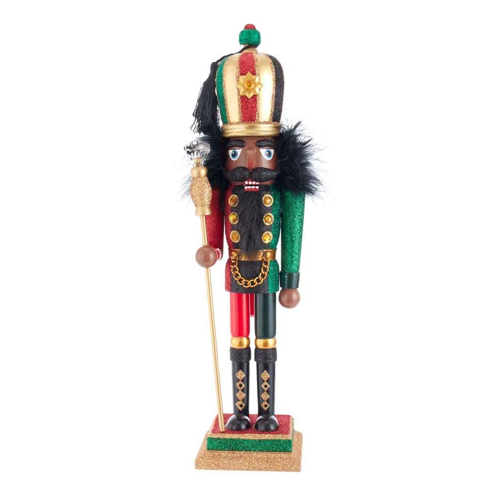 His Imperial Majestry: African American Nutcracker