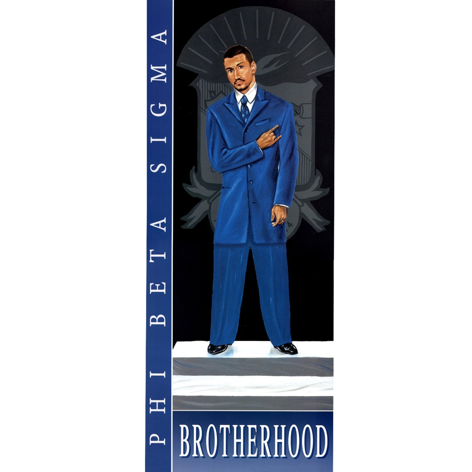 Phi Beta Sigma: Brotherhood by Johny Myers