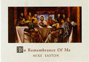 In Remembrance of Me by Mike Easley