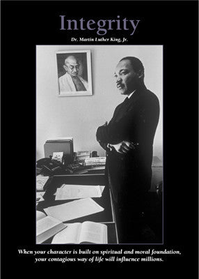 Integrity: Dr. Martin Luther King, Jr. by D'azi Productions