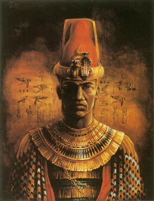 Afrikan King by Jay C. Bakari