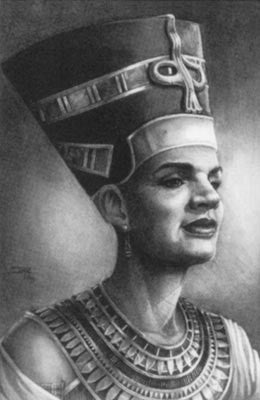 Nefertiti by Jay C. Bakari