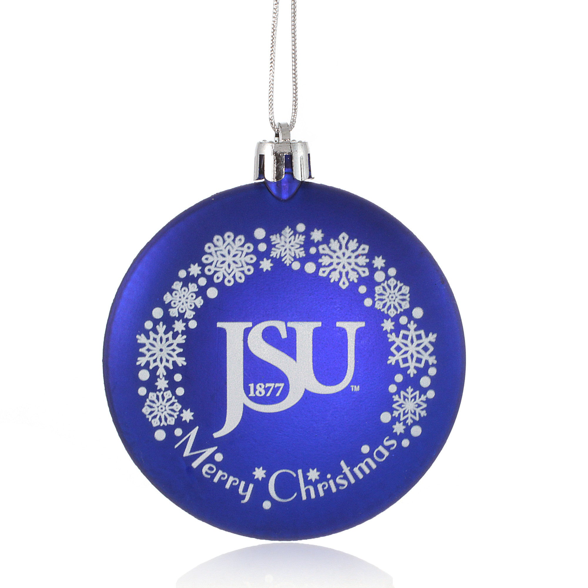 Jackson State University Tigers Christmas Ornament