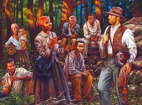 Rendezvous With Harriet Tubman by Janice Huse