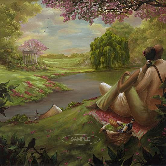 Romantic Rendezvous by John Holyfield