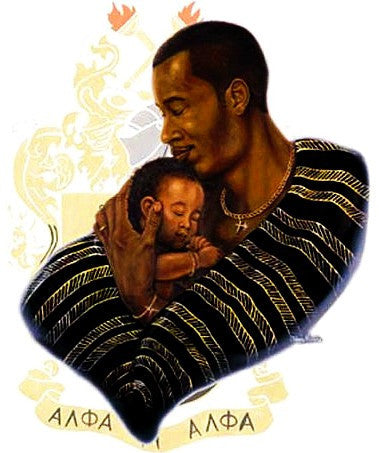 My Legacy (Alpha Phi Alpha) by Johnny Myers