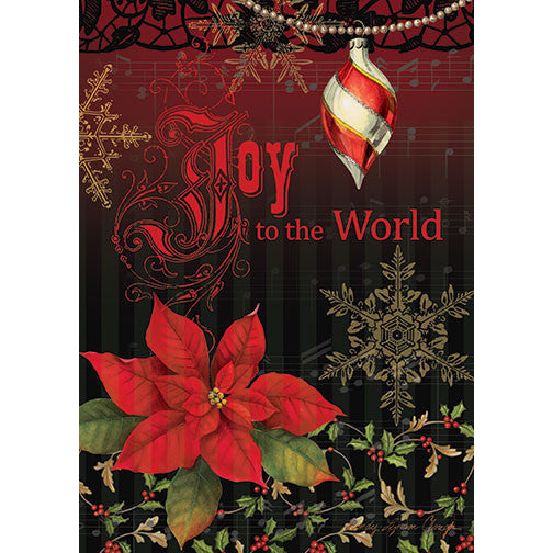 Joy to the World: African American Christmas Card