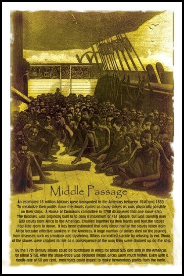 Middle Passage by Julian Madyun