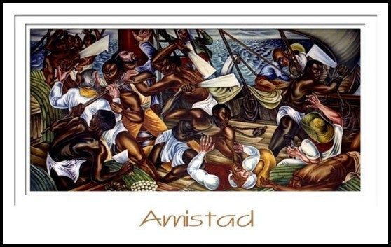 Amistad by Julian Madyun