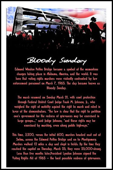 Bloody Sunday by Julian Madyun