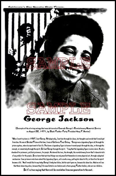 George Jackson: Eulogy by Julian Madyun