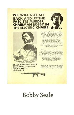 Bobby Seale: Electric Chair by Julian Madyun