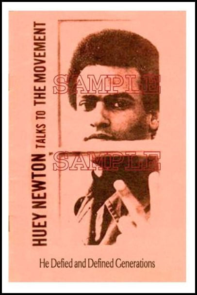 Huey P. Newton: Defied and Defined by Julian Madyun