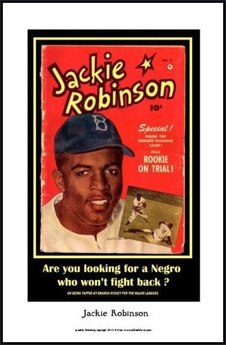 Rookie on Trial: Jackie Robinson by Julian Madyun