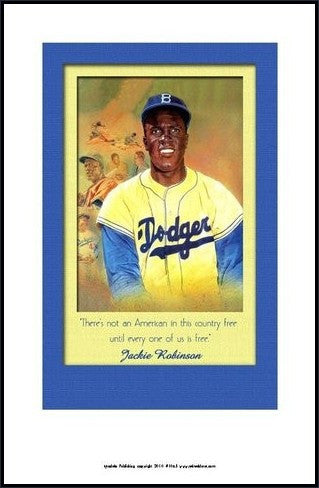 Every One of Us: Jackie Robinson by Julian Madyun