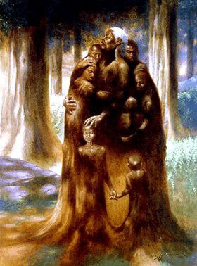 Family Tree by Kadir Nelson