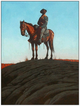 Morning Patrol by Kadir Nelson
