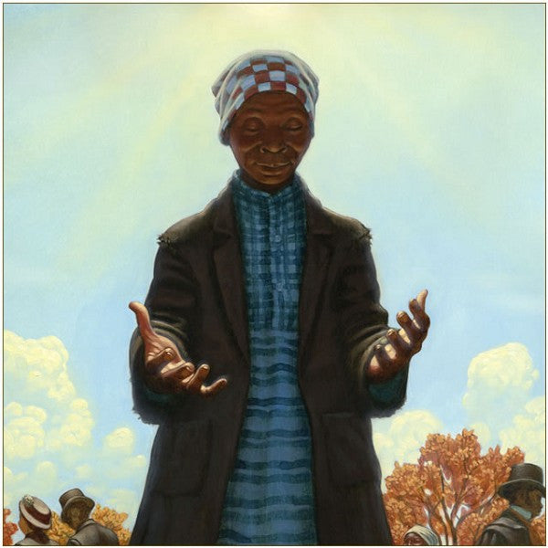 Freedom by Kadir Nelson