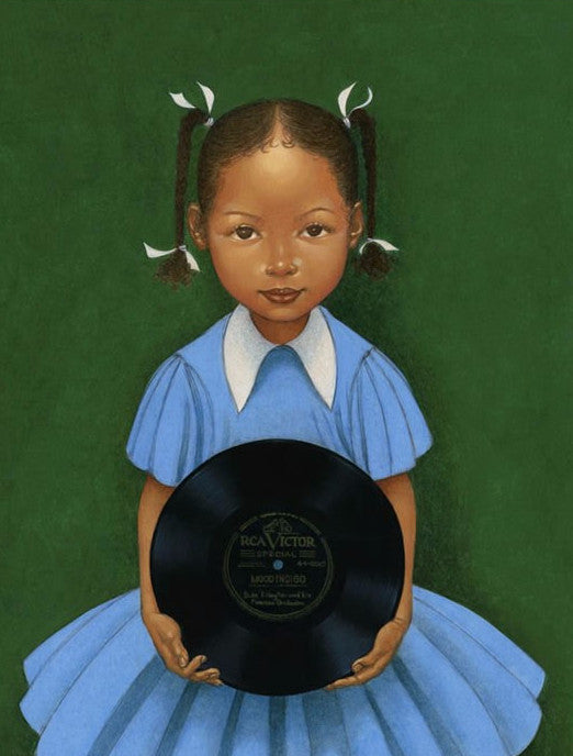 Mood Indigo by Kadir Nelson (Limited Edition Art)
