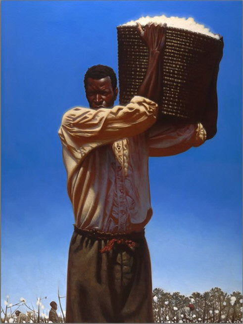 Cotton by Kadir Nelson (Limited Edition Art)