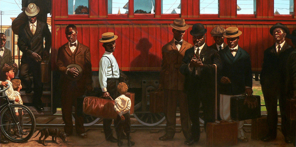 Rube and the Giants by Kadir Nelson