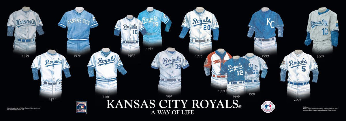 Kansas City Royals: A Way of Life by William Band and Nola McConnan