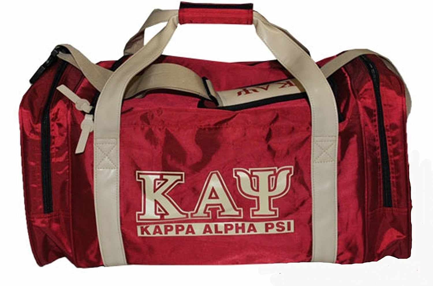 Kappa Alpha Psi 1911 Nupe Duffel Bag by Big Boy Headgear