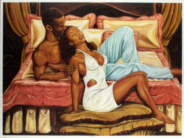 Pillow Talk by Katherine Roundtree
