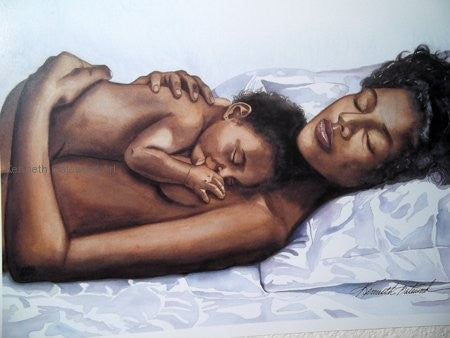 Sleeping Beauties by Kenneth Gatewood