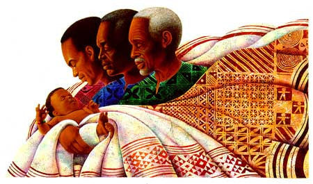 Circle Of Pride by Keith Mallett