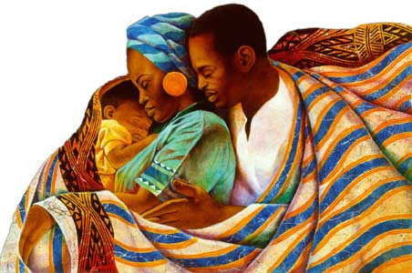 Precious Love by Keith Mallett